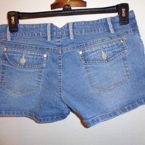 Juniors Glo Shorts Size 11